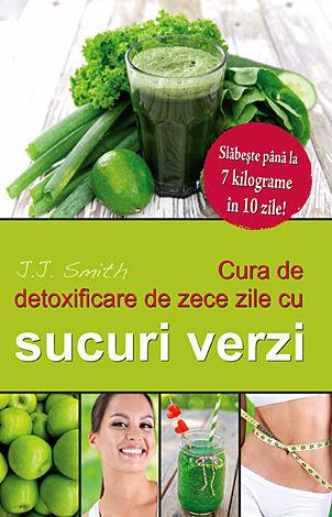 Cura de detoxificare de zece zile cu sucuri verzi  - slăbeşte până la 7 kilograme în 10 zile!