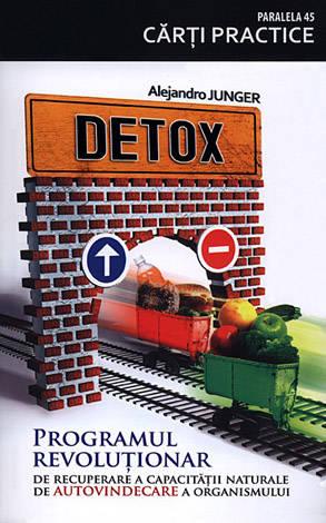 Detox  - recuperarea capacităţii naturale de autovindecare a organismului