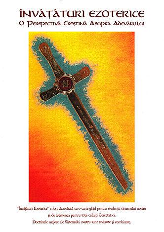 Învăţături ezoterice  - O perspectivă creştină asupra adevărului