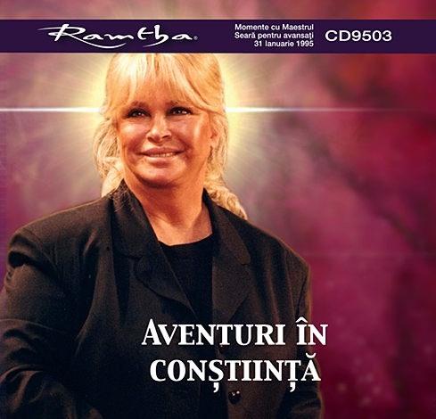 Aventuri în conştiinţă - CD  - seară pentru avansaţi - 31.01.1995